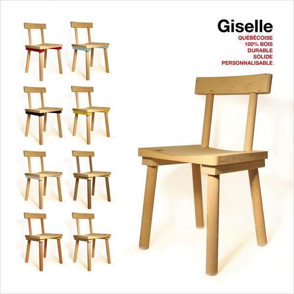 Giselle La Chaise Hh